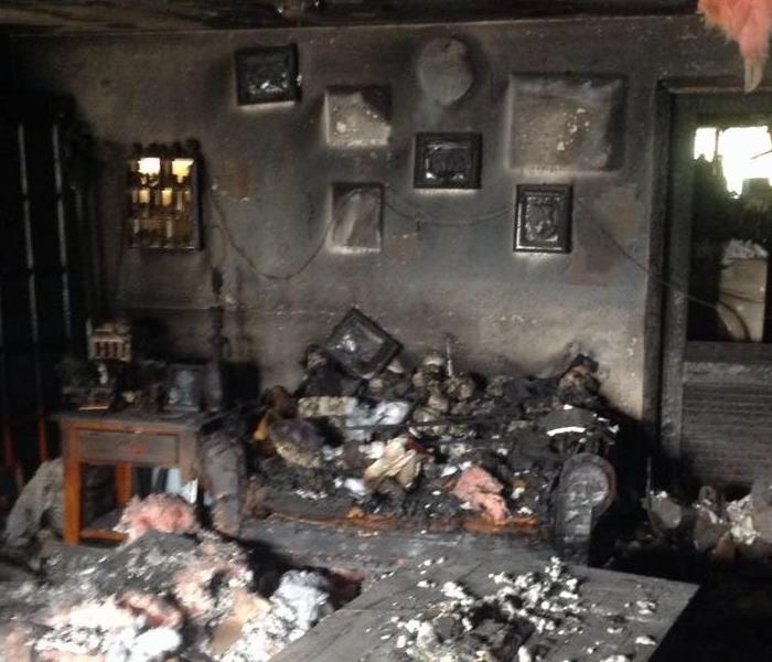 Wood Stove Causes House Fire Before