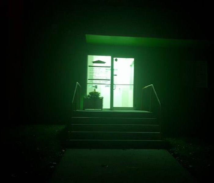 SERVPRO of Edgewater/Deale-Churchton/Lothian #greenlightavet