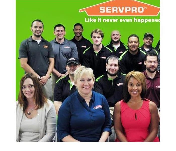 SERVPRO of Edgewater/Deale-Churcton/Lothian Staff