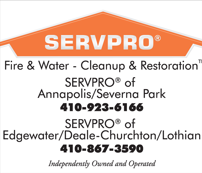 contact information for SERVPRO