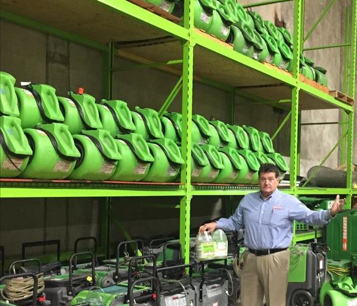 Why SERVPRO SERVPRO of Edgewater/Deale-Churchton/Lothian  Facility