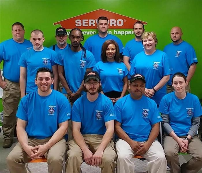 Community SERVPRO Supports Men's Health Awareness